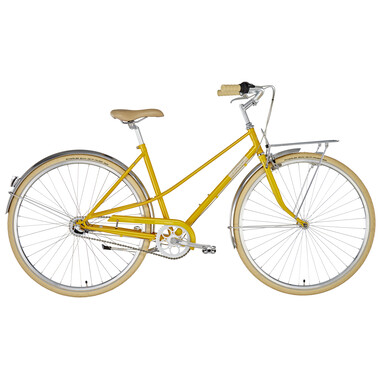 Bicicletta Olandese CREME CAFERACER UNO Donna Giallo 2019